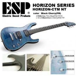 ESP / HORIZON-CTM NT / Black Cherry(FM)
