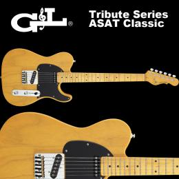 G&L Tribute Series / ASAT Classic Butterscotch Blonde / トリビュート アサート クラシック