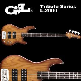 G&L Tribute Series / L-2000 Tobacco Sunburst / L2000 ベース サンバースト
