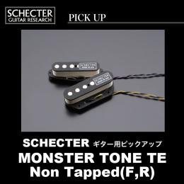 SCHECTER MONSTER TONE TE / Non Taped(F,R) シェクター ギター用 ピックアップ モンスタートーンTE ノンタップ フロント/リア 送料無料